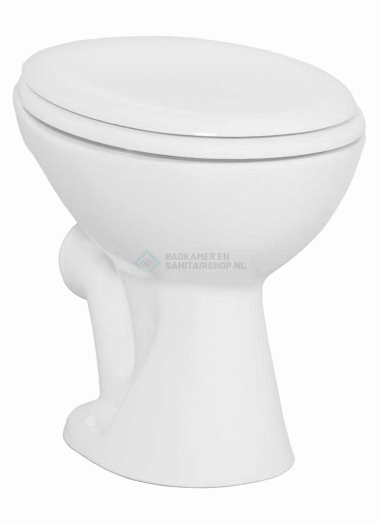 Staande toiletten