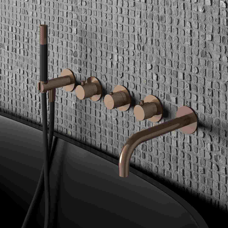 Inbouw badkranen
