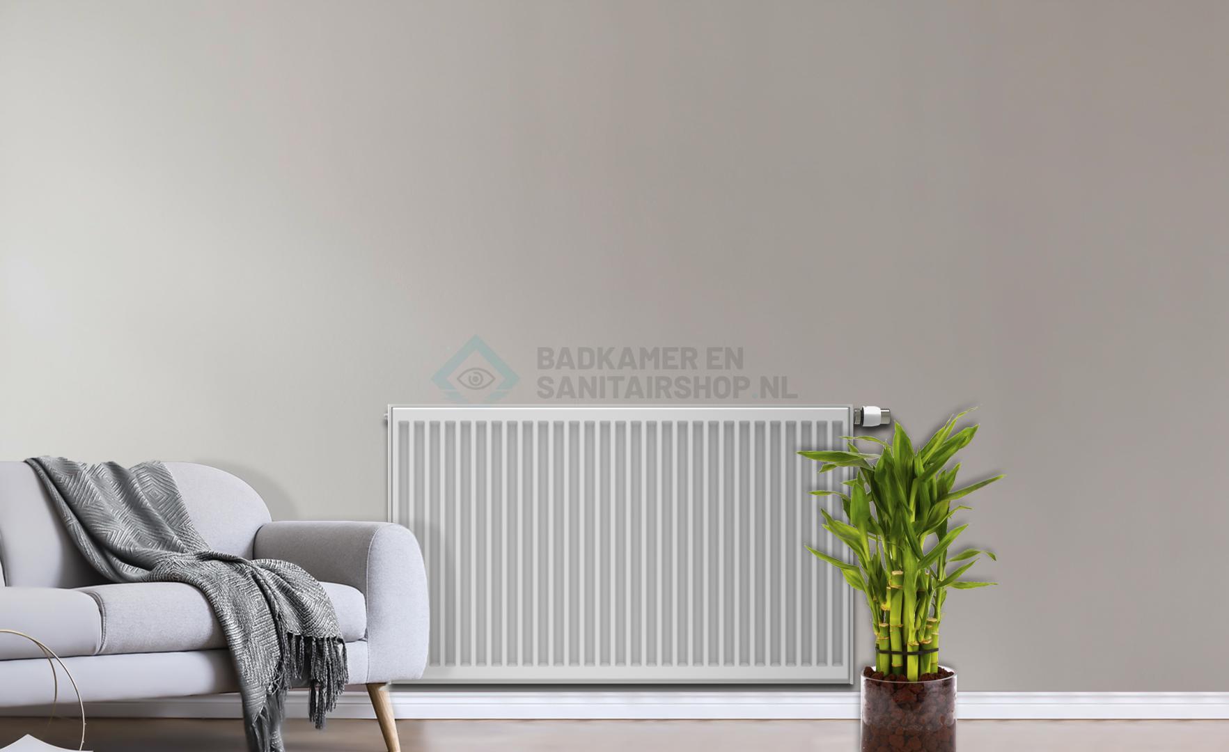 Horizontale radiatoren