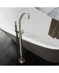 Hotbath badmengkraan vloermontage BC - ( Dit is een Living Colour en vormt een natuurlijk,poetsbaar patina )