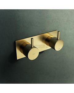Hotbath afbouwdeel - inbouw mengkraan met 2-weg omstel BL