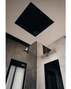 Elektrisch doucheplafond verwarming GS 300 60x60x4 grijs 3407