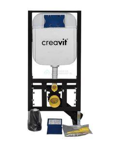 Creavit inbouw reservoir voor ophang wc 3-6l