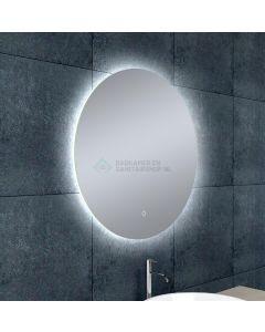 Wiesbaden  Soul spiegel + Led rond 600mm