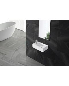 Cedor AlaCDa solid surface fontein 40x22cm links