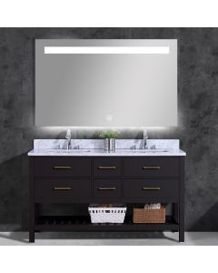 Cedor Aruba spiegel 120x70cm met LED verlichting en spiegelverwarming