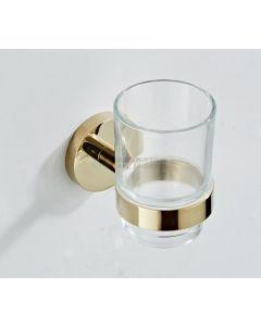 Cedor glashouder goud