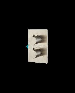 Cedor volledig 304 RVS complete inbouw thermostaatkraan