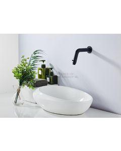 Cedor inbouw toiletkraan mat zwart