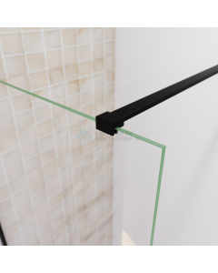 Saniclear Redro stabilisatiestang 120cm Zwart