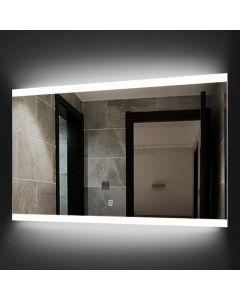 Cedor Riga LED spiegel 120x70cm met spiegelverwarming