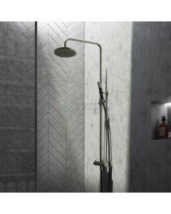 Hotbath thermostatische stortdoucheset 353 handdouche 30cm hoofddouche BL