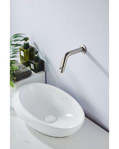 Saniclear Exclusive inbouw toiletkraan RVS