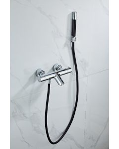 Saniclear Talpa Pro thermostatische badkraan met handdouche