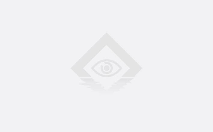 Cedor Moró gouden wastafelkraan met drukknop en platte uitloop